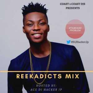 Ace DJ Hacker Jp - Reekadicts Mix